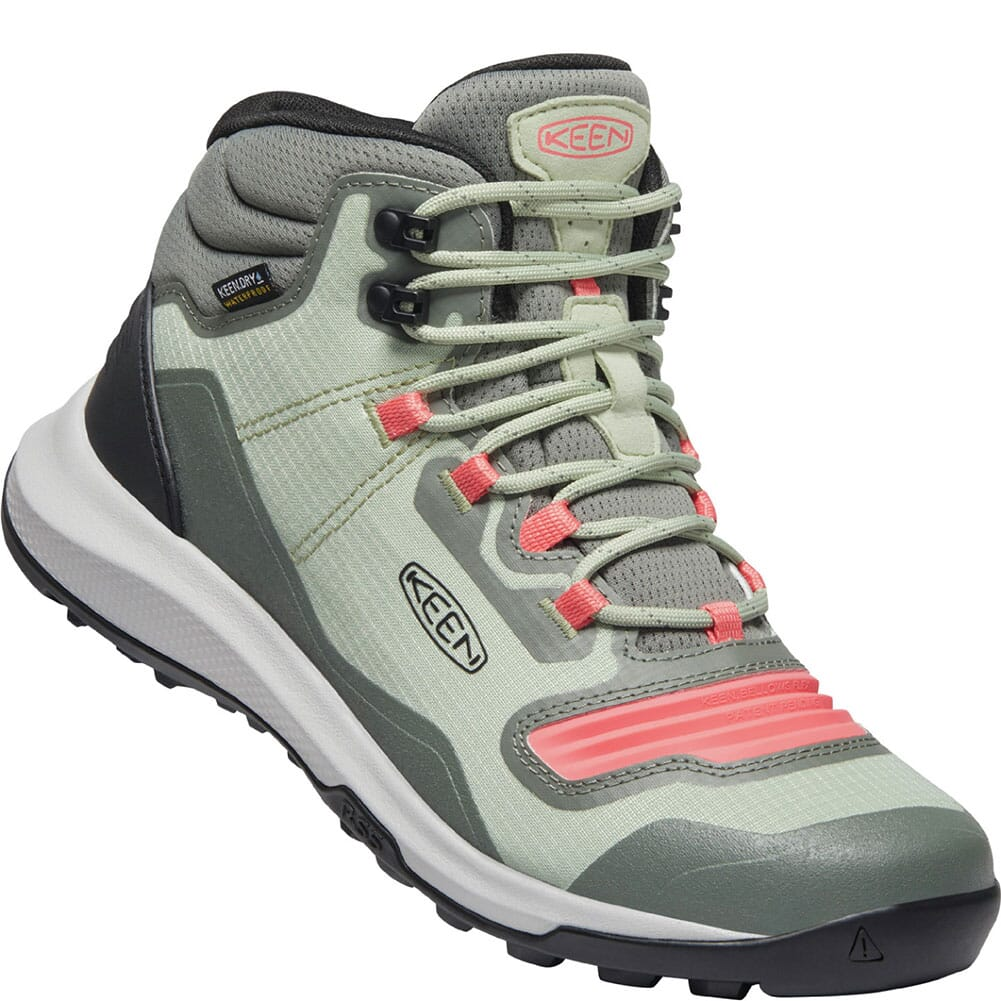 Image for KEEN Women's Tempo Flex WP Hiking Boots - Castor Grey from elliottsboots