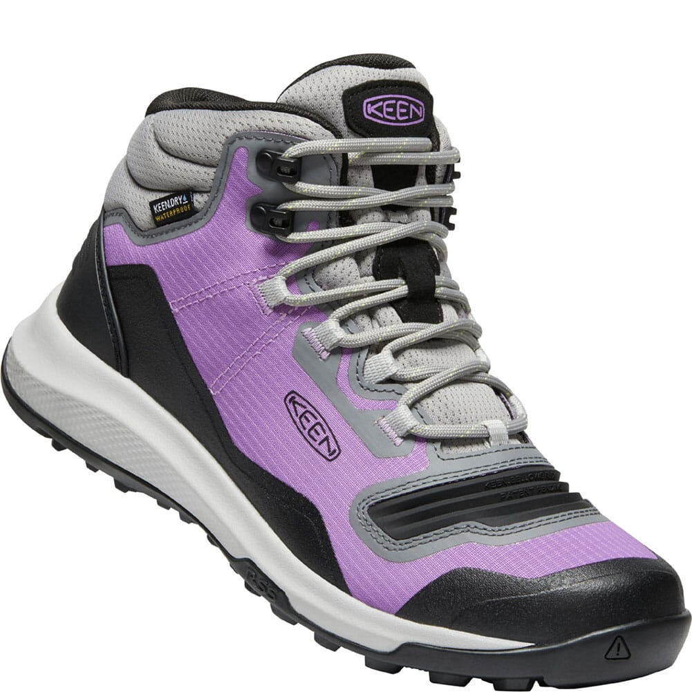 Image for KEEN Women's Tempo Flex WP Hiking Boots - African Violet from elliottsboots