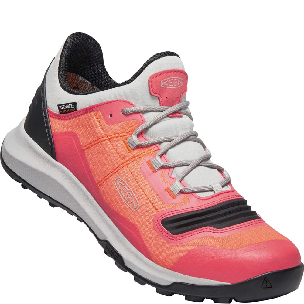 Image for KEEN Women's Tempo Flex WP Hiking Shoes - Nectarine/Dubarry from bootbay