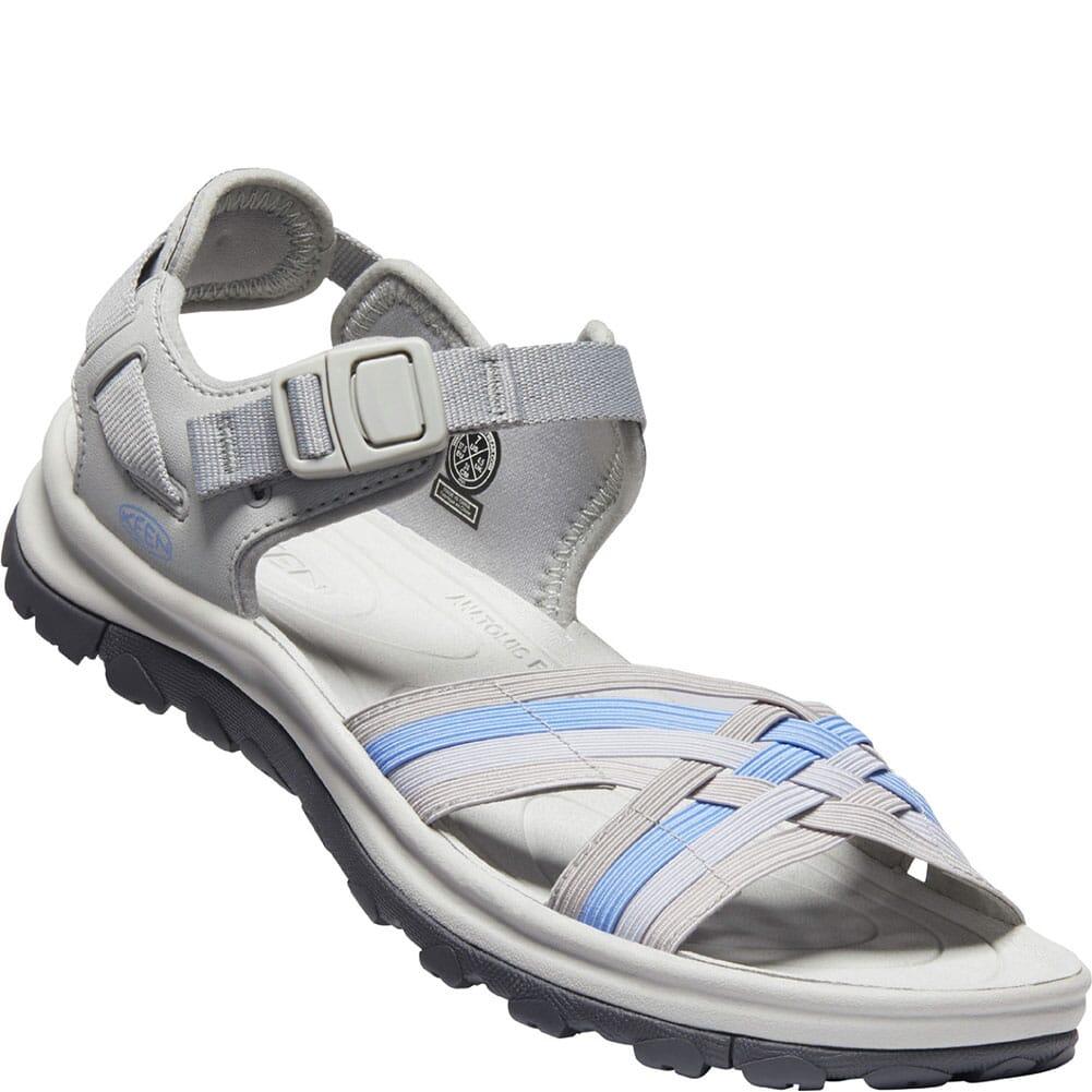 Image for KEEN Women's Terradora II Strappy Open-Toe Sandals - Grey from bootbay