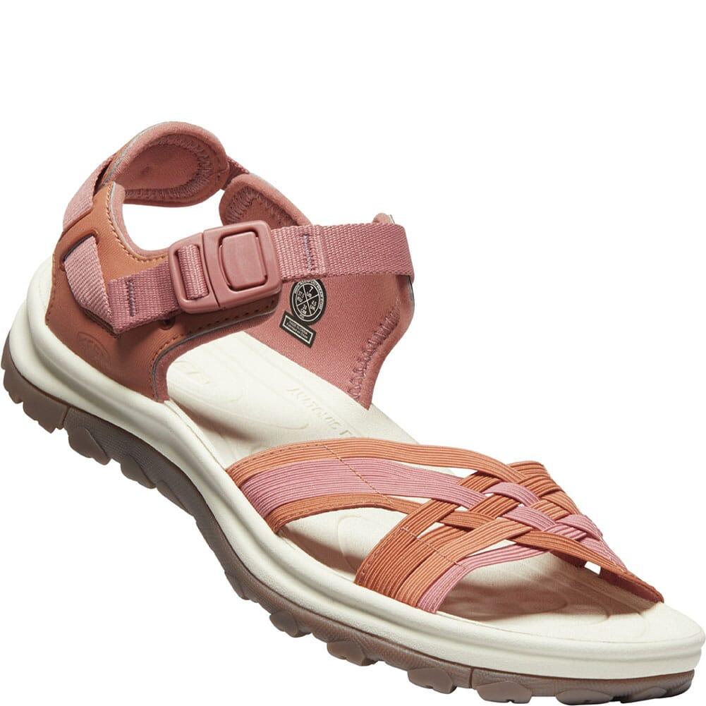 Image for KEEN Women's Terradora II Strappy Open-Toe Sandals - Redwood from elliottsboots