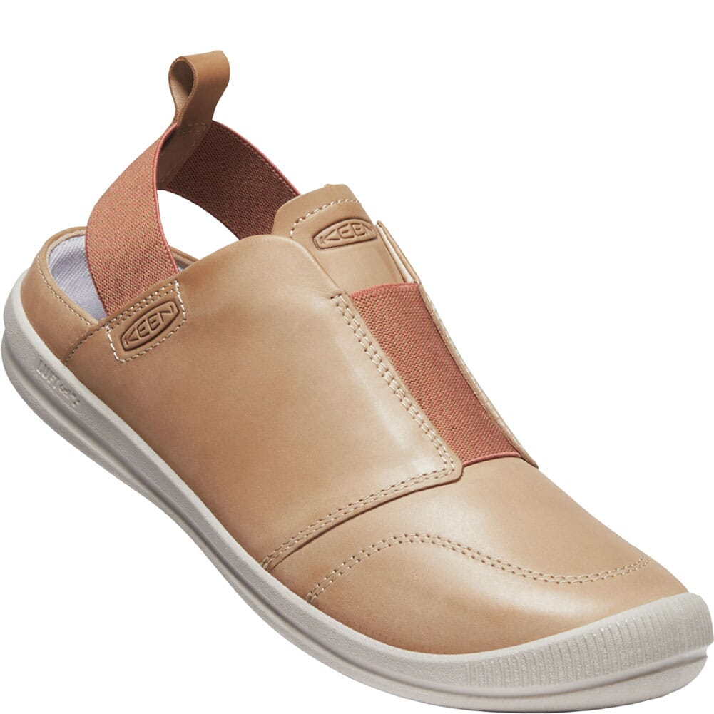Image for KEEN Women's Lorelai II Slip-On Sandals - Tan/Brick Dust from bootbay