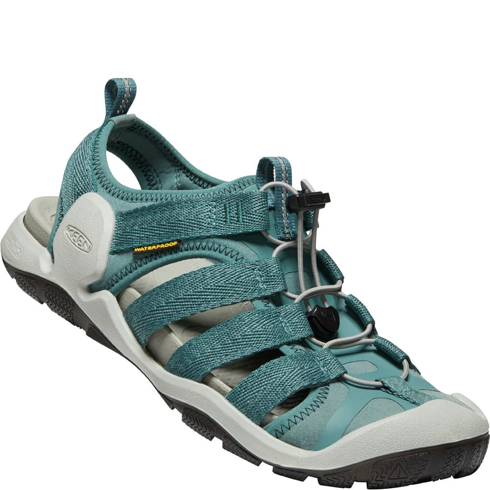 Image for KEEN Women's CNX II Sandals - Balsam/North Atlantic from bootbay