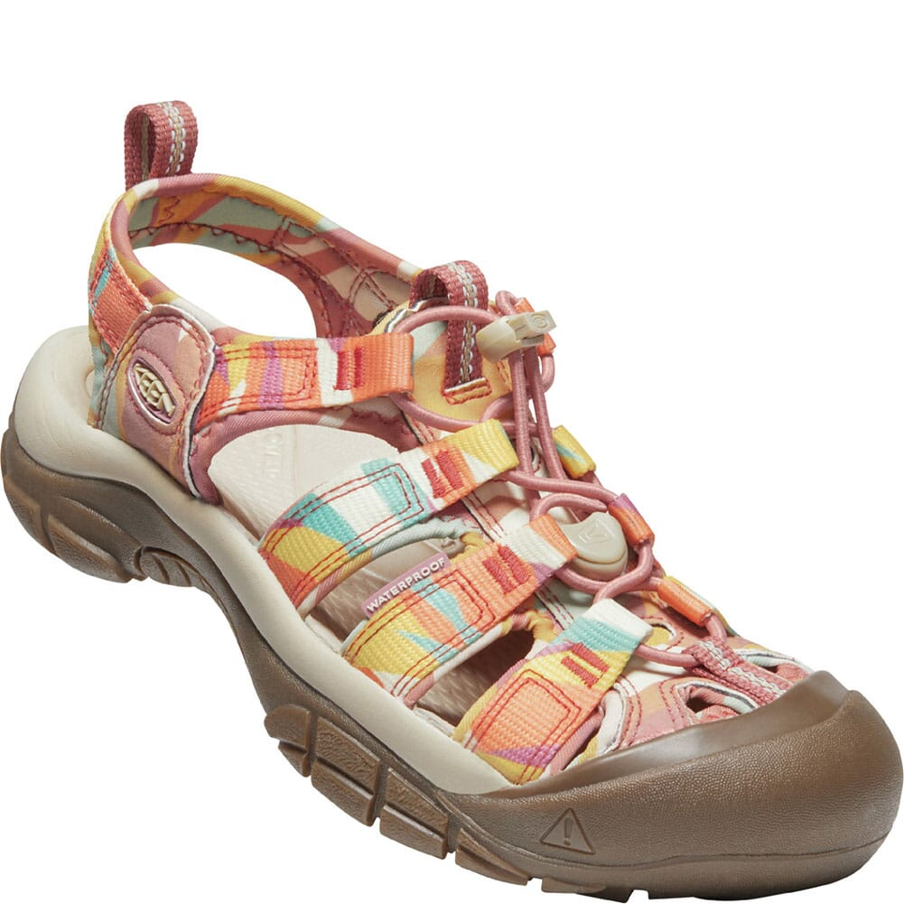 Image for KEEN Women's Newport H2 Sandals - Brick Dust/Multi from bootbay