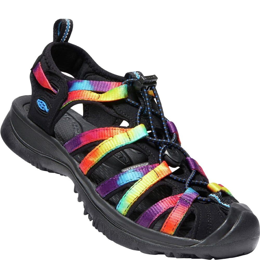 Image for KEEN Women's Whisper Sandals - Original Tie Dye from elliottsboots