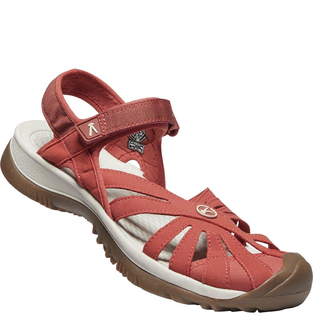 Image for KEEN Women's Rose Sandals - Redwood from elliottsboots