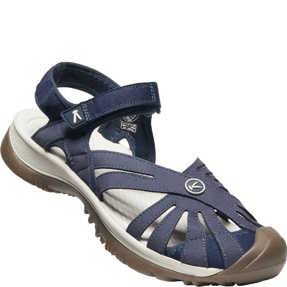 Image for KEEN Women's Rose Casual Sandals - Navy from elliottsboots