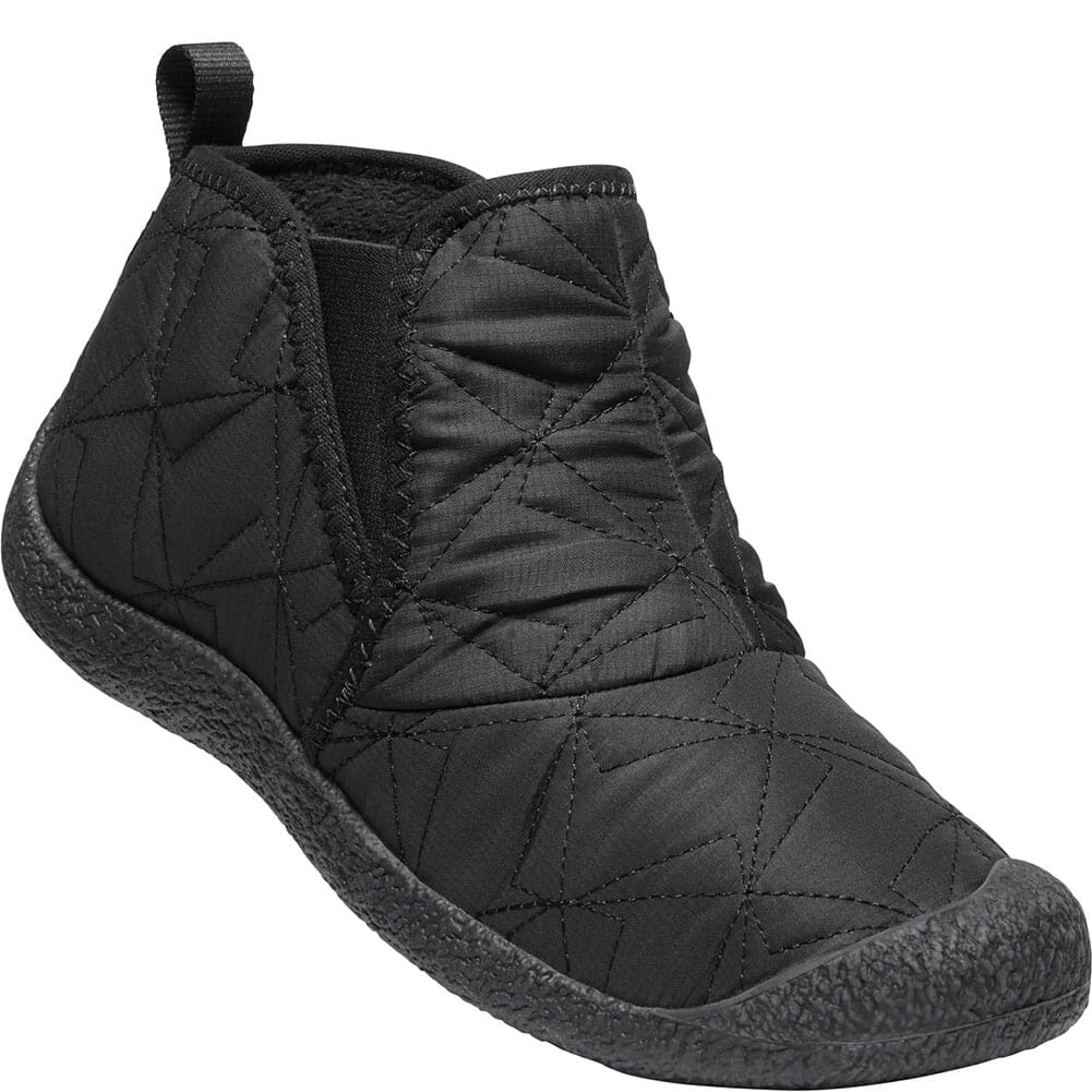Image for KEEN Women's Howser Ankle Boots - Black/Black from bootbay