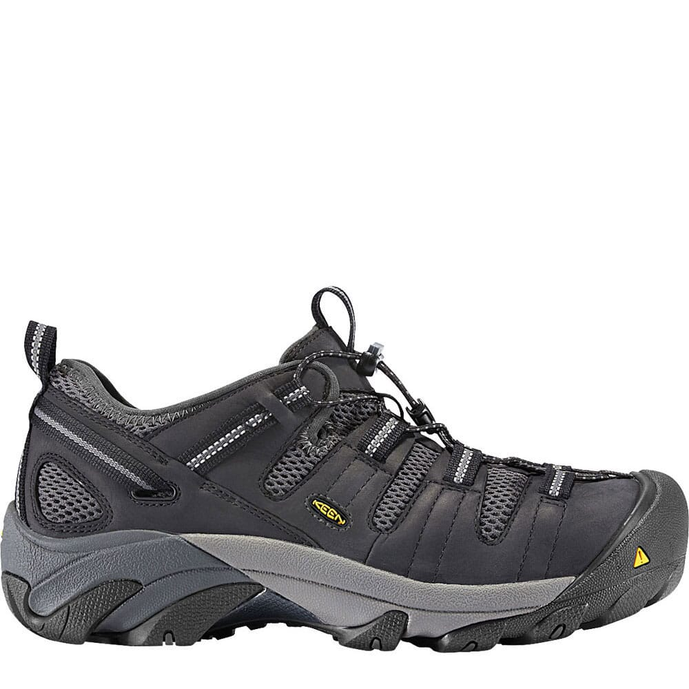 Image for KEEN Utility Men's Atlanta Cool ST Safety Shoes - Black from bootbay