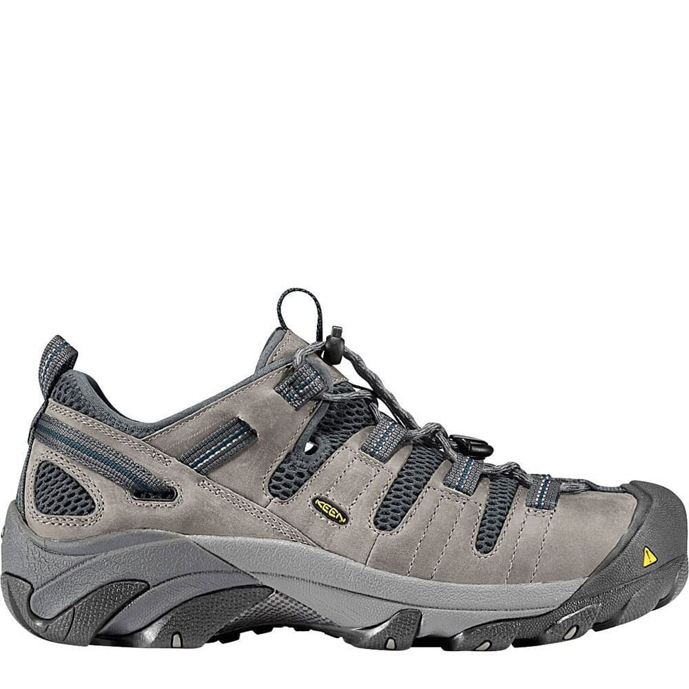 Image for KEEN Utility Men's Atlanta Cool ESD Safety Shoes - Gargoyle from bootbay
