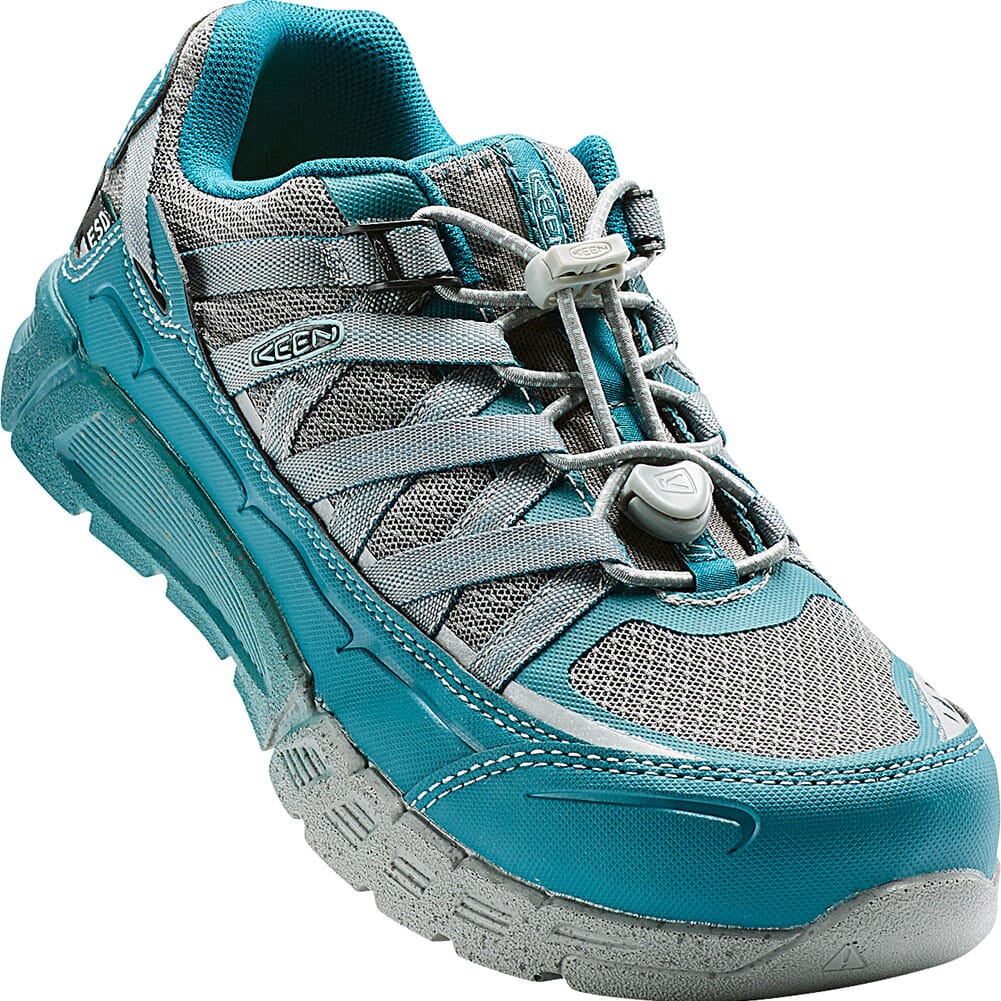 Image for KEEN Utility Women's Asheville AT ESD Safety Shoes - Ink Blue from bootbay