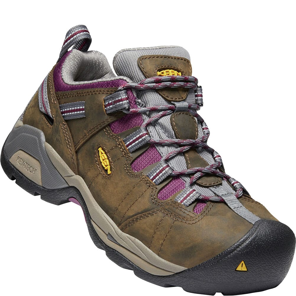 Image for KEEN Utility Women's Detroit XT Safety Shoes - Cascade Brown from elliottsboots