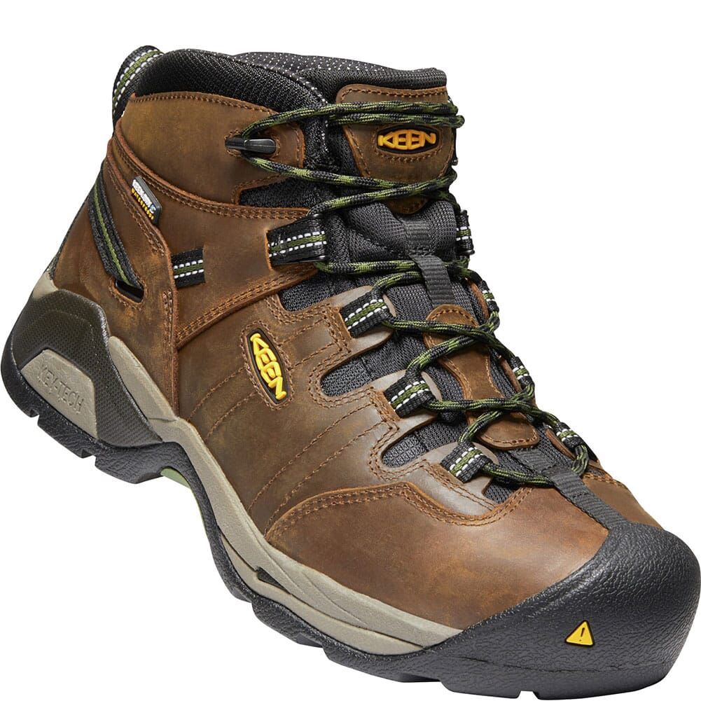 Image for KEEN Men's Detroit XT WP Safety Boots - Cascade Brown from bootbay
