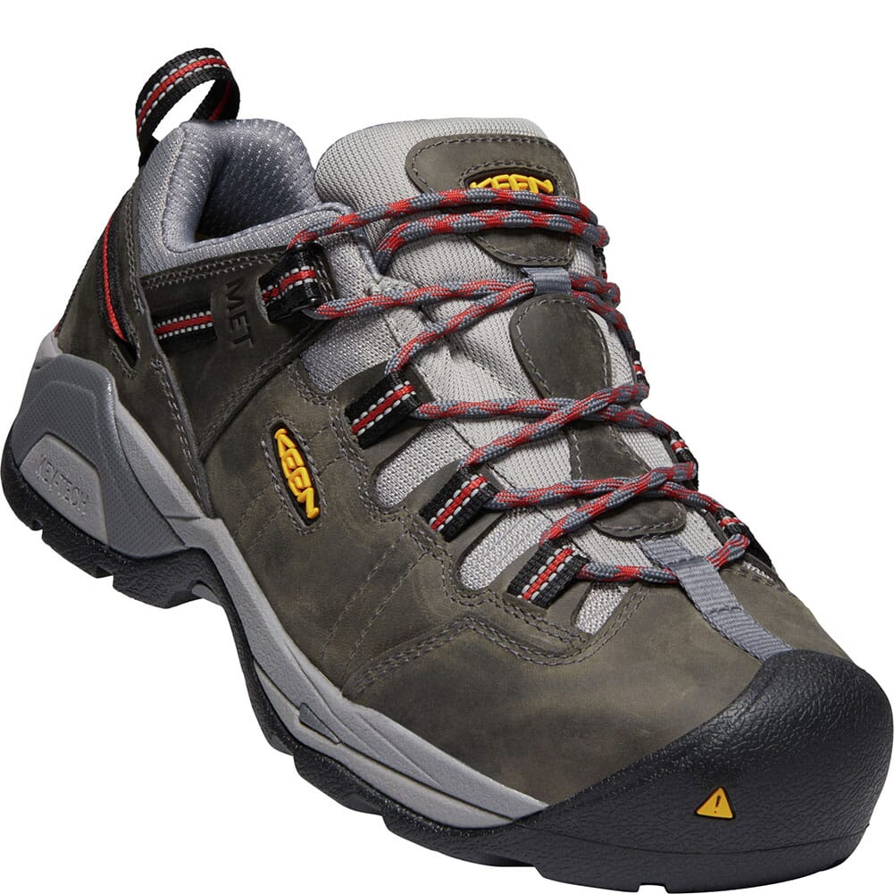 Image for KEEN Utility Men's Detroit XT Met Safety Shoes - Steel Grey from bootbay