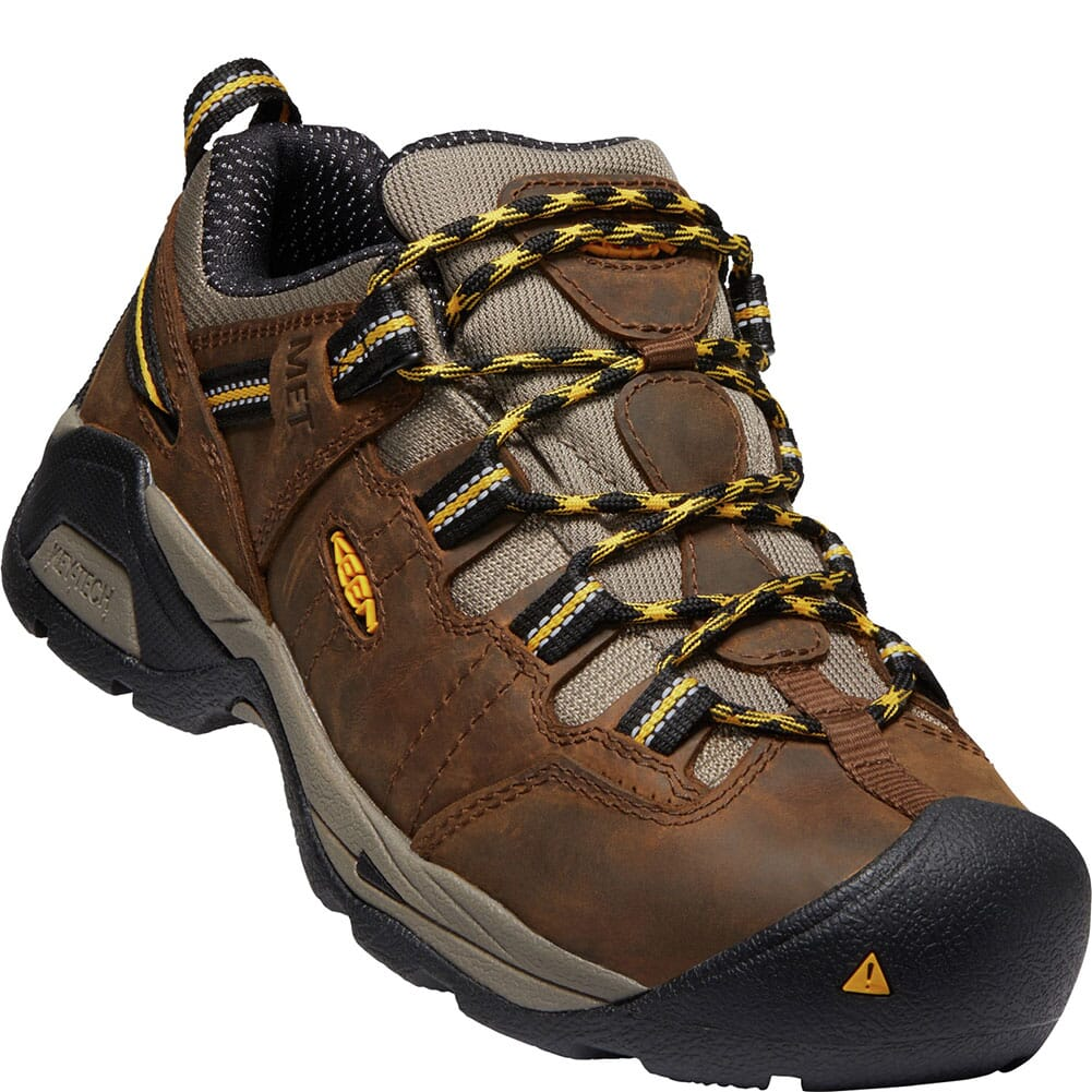 Image for KEEN Utility Women's Detroit XT Met Safety Shoes - Cascade Brow from bootbay