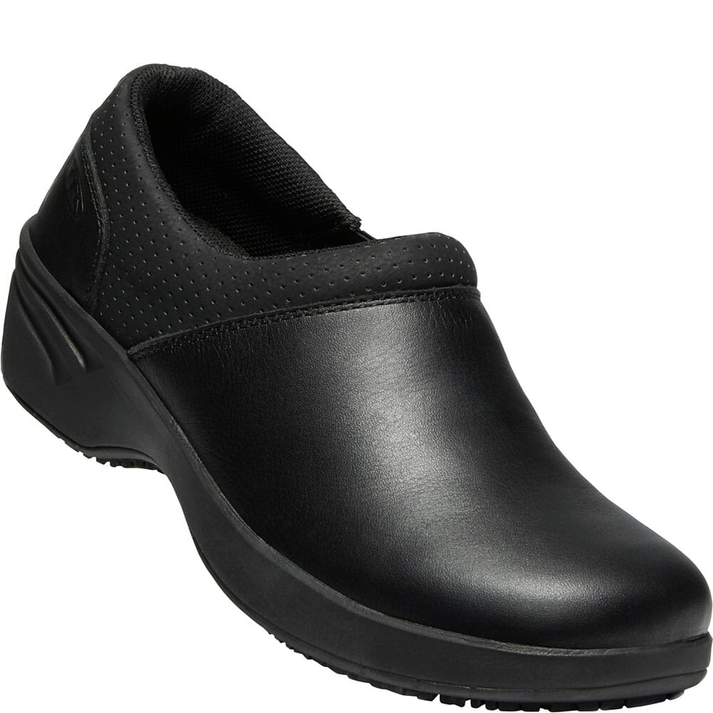 Image for KEEN Utility Women's Kanteen Work Clogs - Black from bootbay