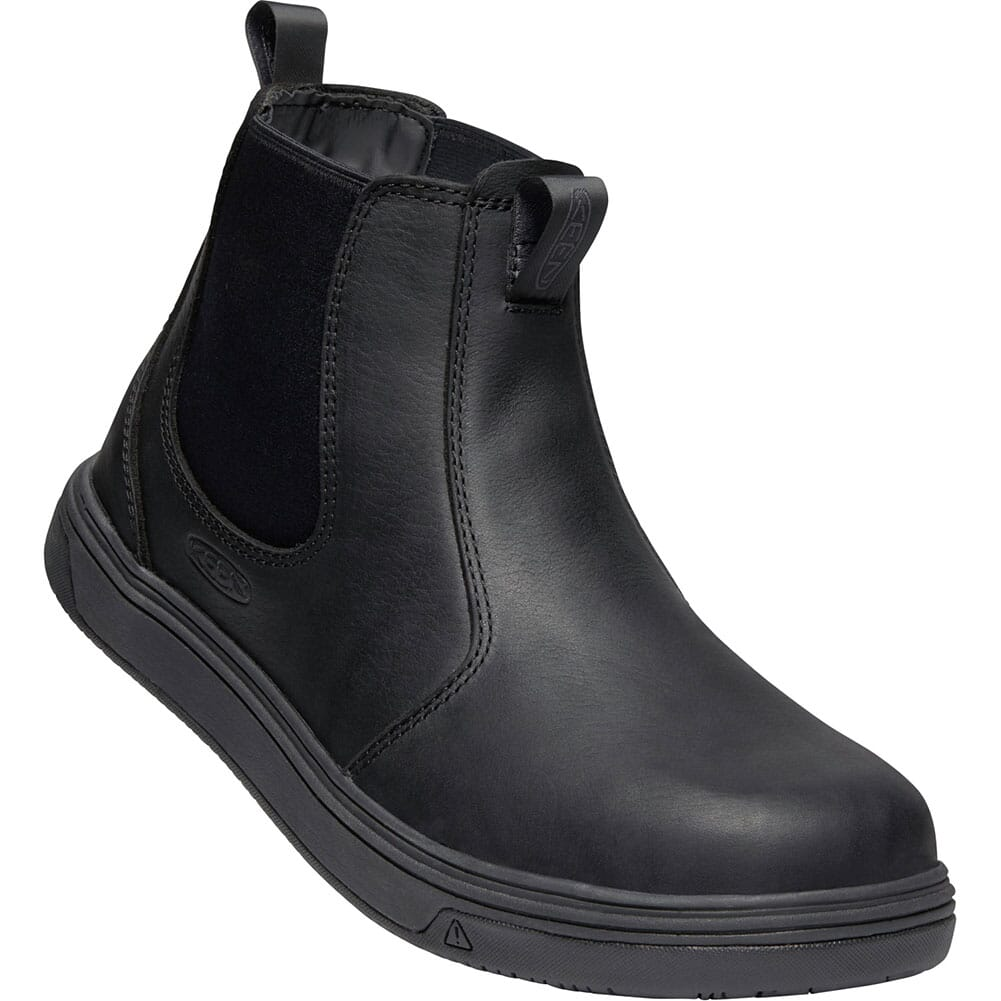 Image for KEEN Utility Men's Kanteen Romeo Work Boots - Black from bootbay