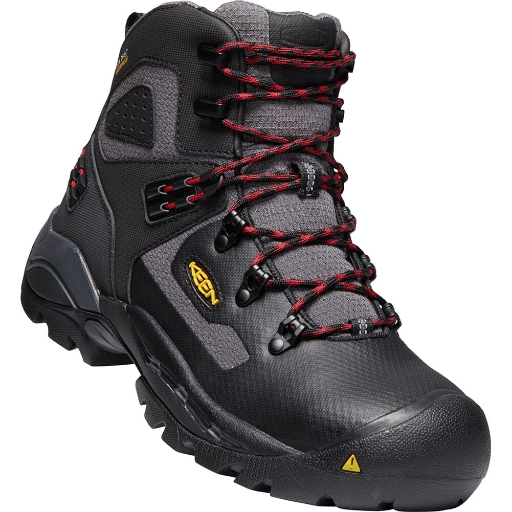 Image for KEEN Men's St. Paul WP Safety Boots - Black from bootbay