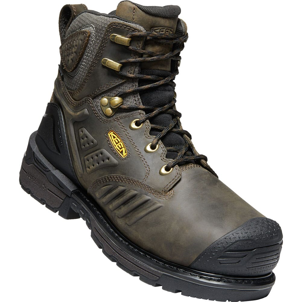 Image for KEEN Men's Philadelphia Insulated Safety Boots - Brown/Black from bootbay