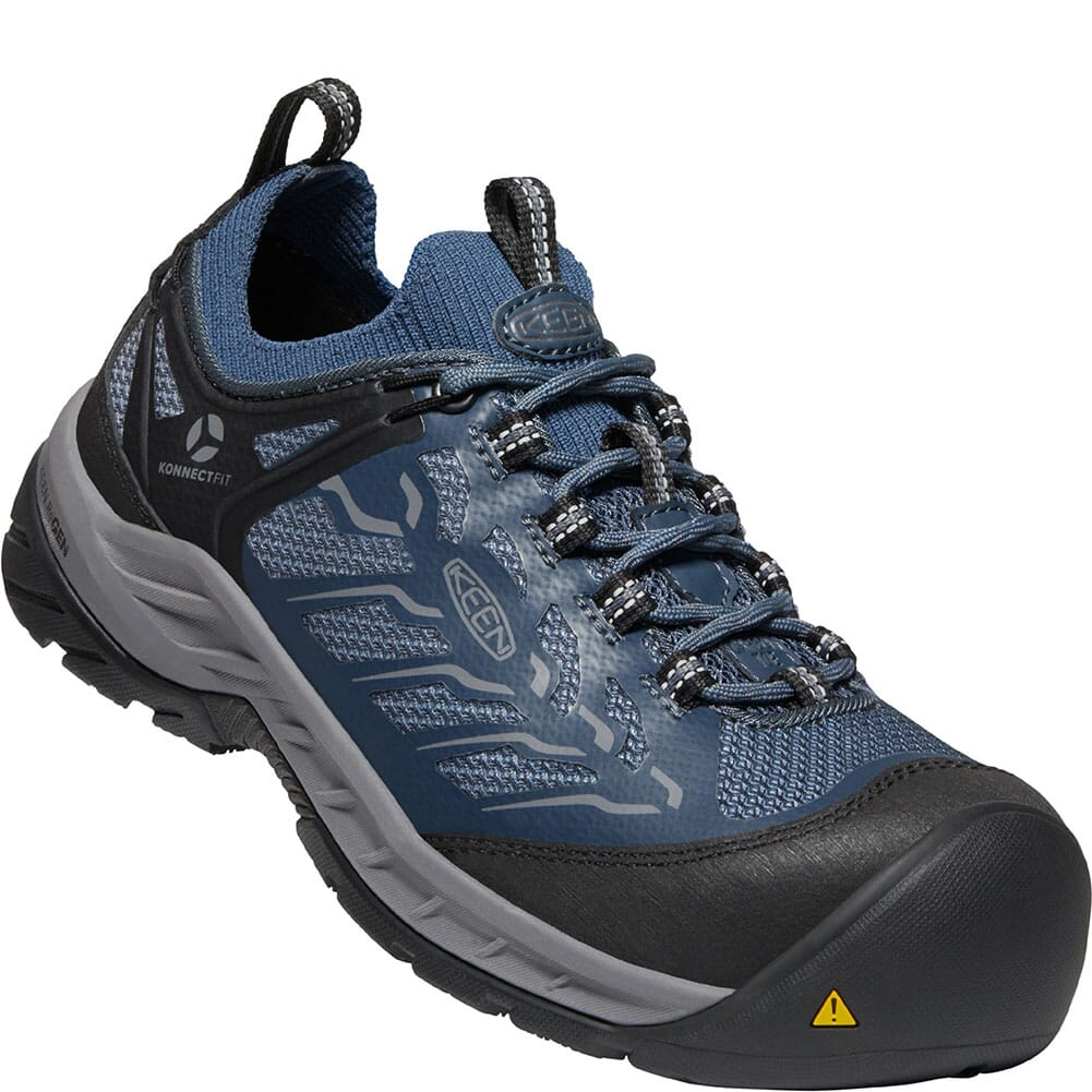 Image for KEEN Utility Women's Flint II Sport Safety Shoes - Midnight Navy/Steel G from bootbay