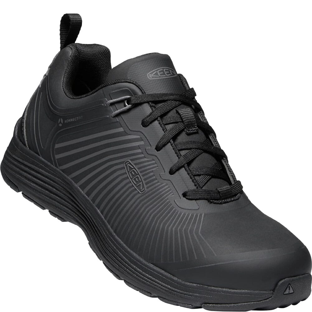 Image for KEEN Utility Men's Sparta XT EH Safety Shoes - Black from bootbay