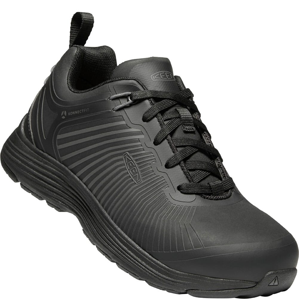 Image for KEEN Utility Women's Sparta XT EH Safety Shoes - Black from elliottsboots