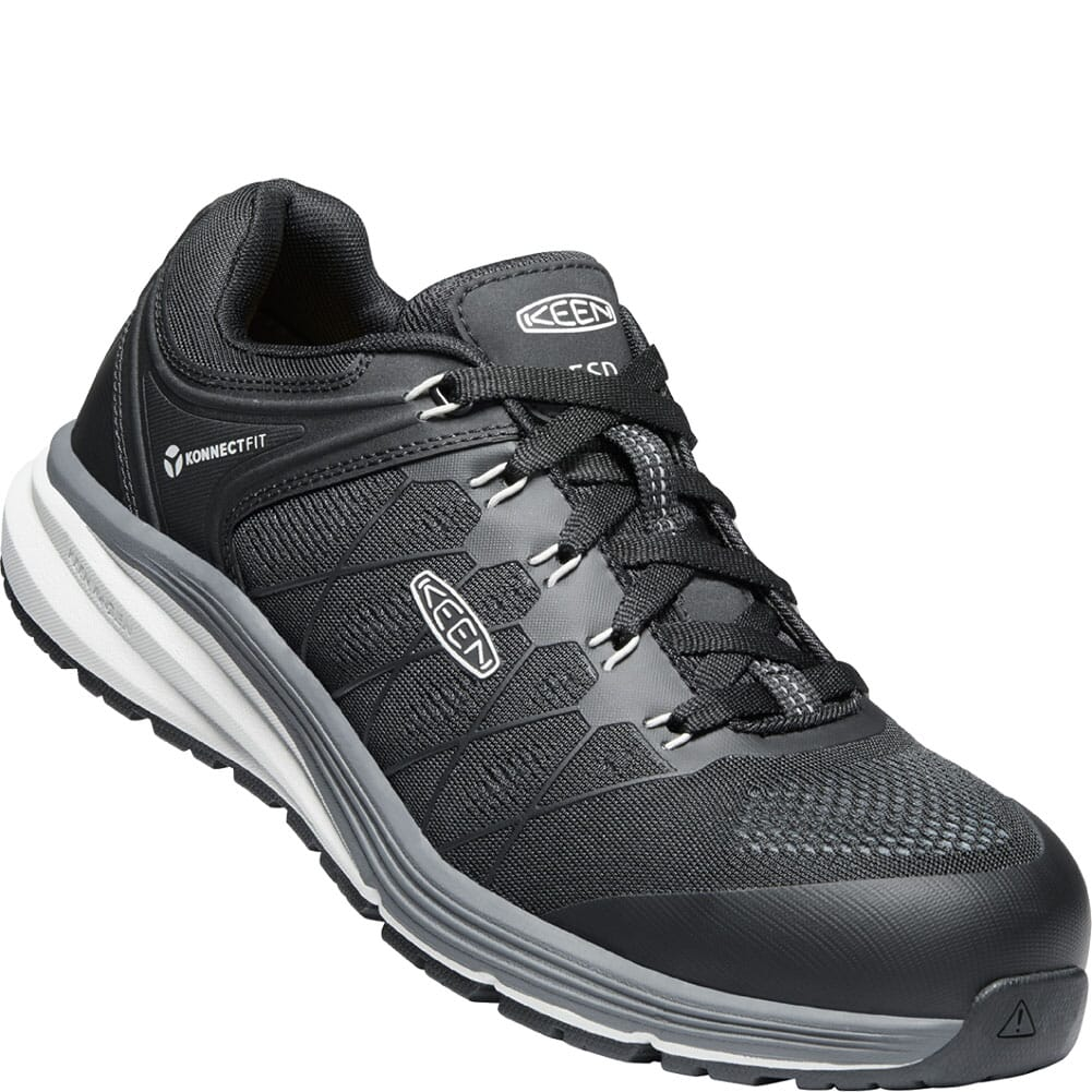 Image for KEEN Utility Men's Vista Energy ESD Safety Shoes - Vapor/Black from bootbay