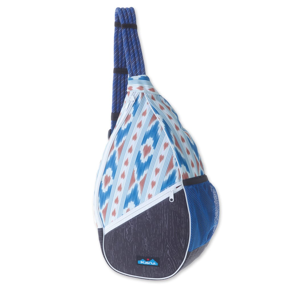 Image for Kavu Women's Paxton Pack Rope Bag - River Ikat from bootbay