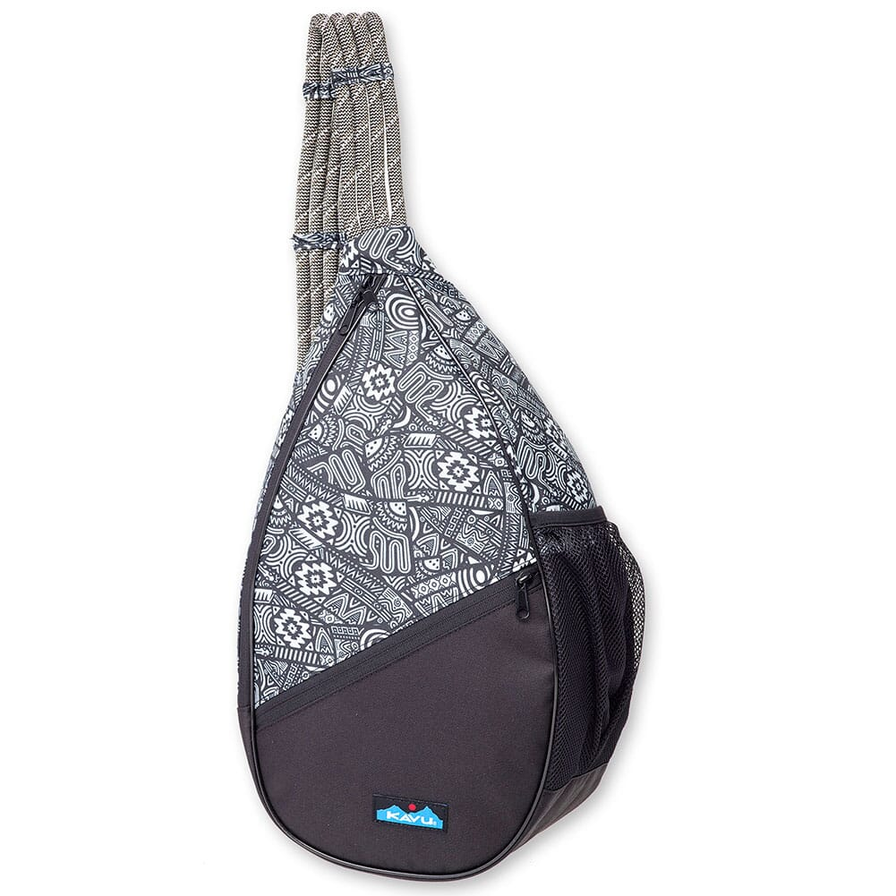 Image for Kavu Women's Paxton Pack Rope Bag - Doodle Ribbon from bootbay
