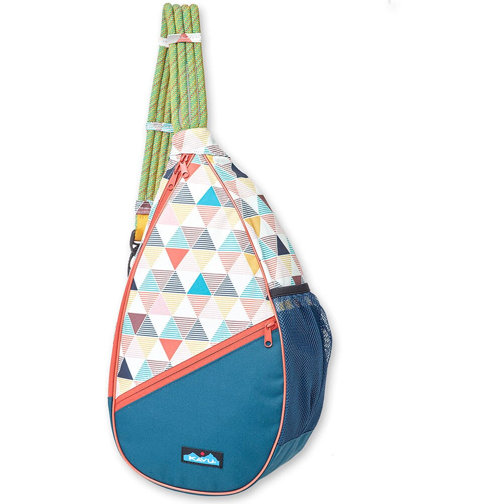 Image for Kavu Women's Paxton Pack Rope Bag - Triblinds from bootbay