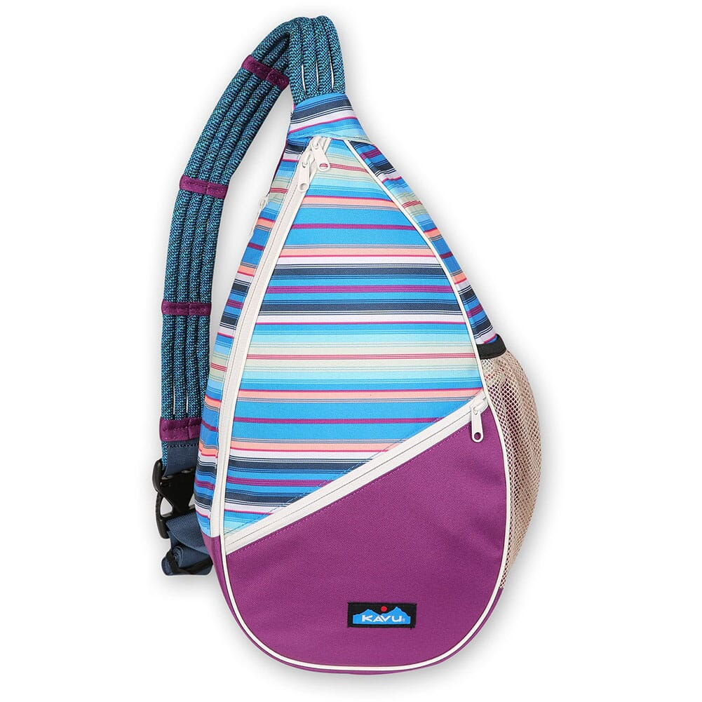 Image for Kavu Women's Paxton Pack Rope Bag - Playa Stripe from bootbay