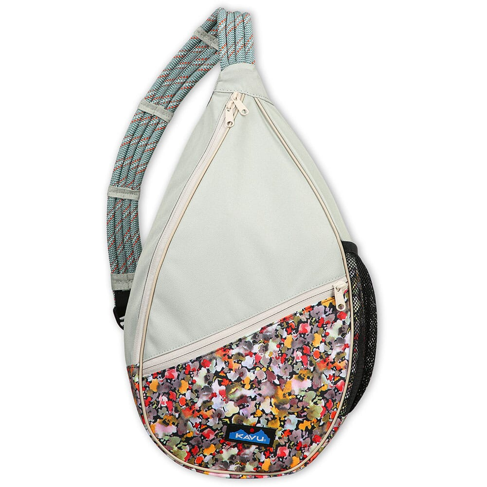 Image for Kavu Women's Paxton Pack Rope Bag - Bloom Burst from bootbay