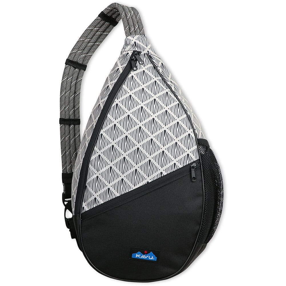 Image for Kavu Women's Paxton Pack Rope Bag - Illusion Stencil from bootbay