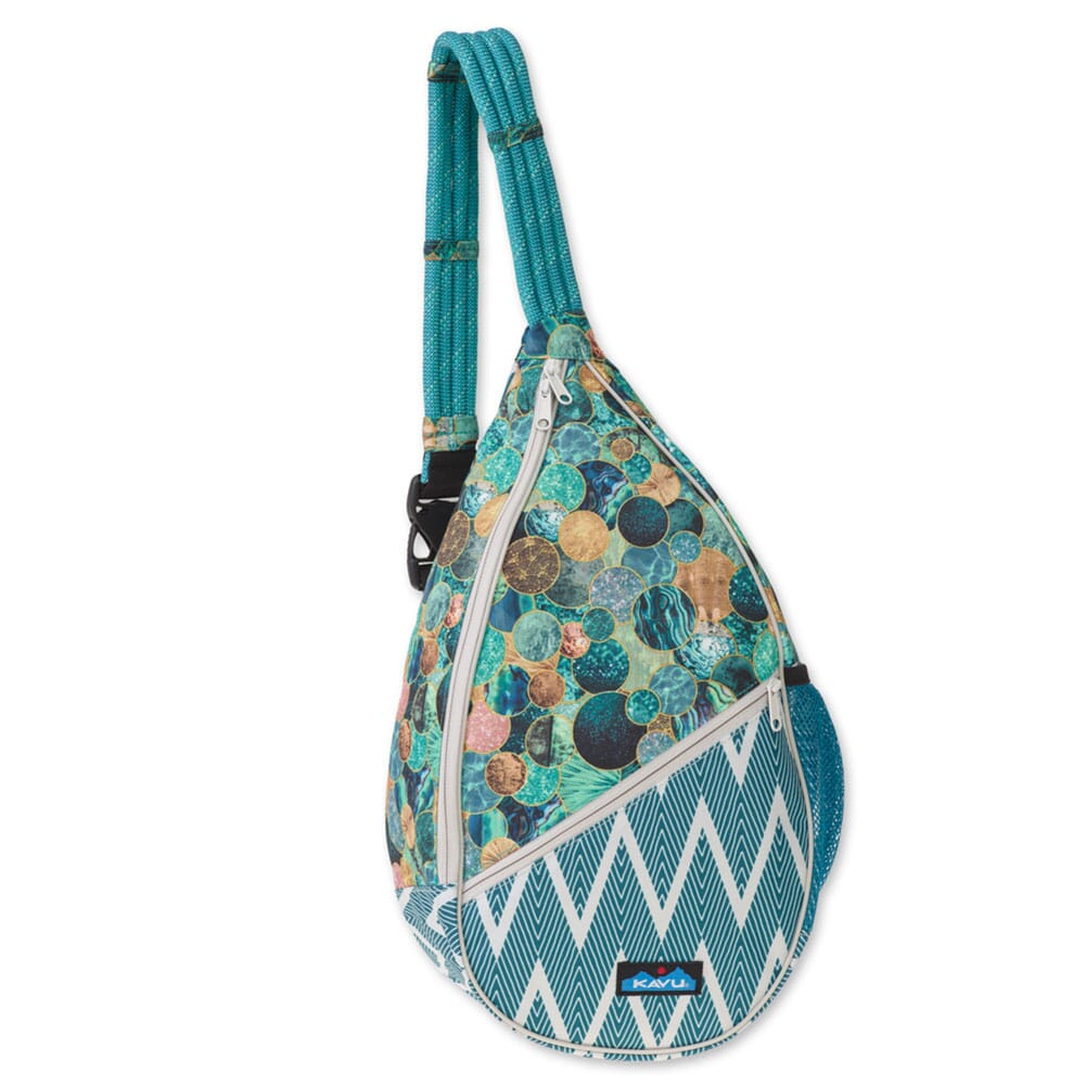 Image for Kavu Women's Paxton Pack Rope Bag - Sea Glitter from bootbay