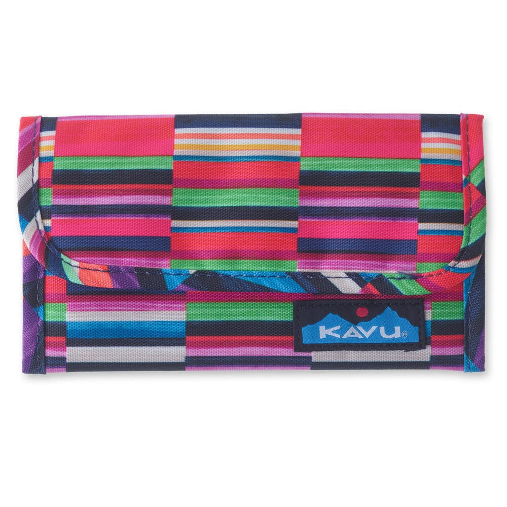 Image for Kavu Women's Mondo Spender Wallet - Jewel Stripe from bootbay