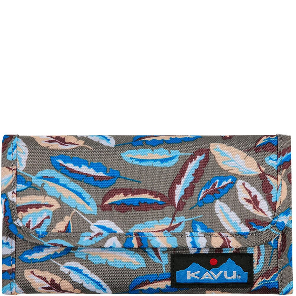 Image for Kavu Women's Mondo Spender Wallet - Fine Feathers from bootbay