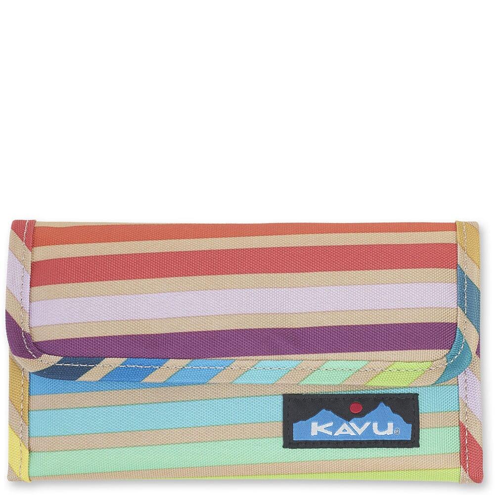 Image for Kavu Women's Mondo Spender Wallet - Summer Stripe from bootbay