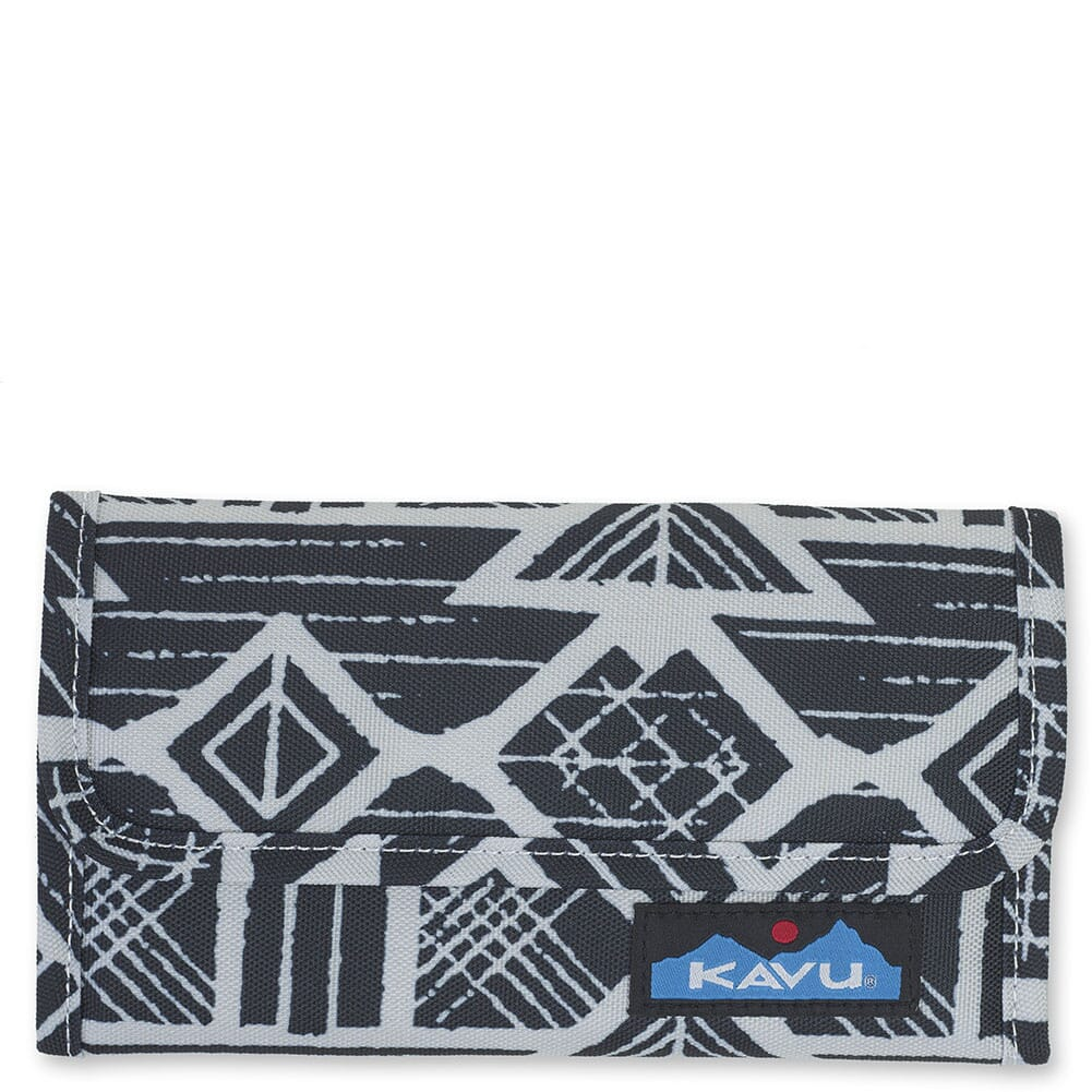 Image for Kavu Women's Mondo Spender Wallet - Carbon Tribal from bootbay