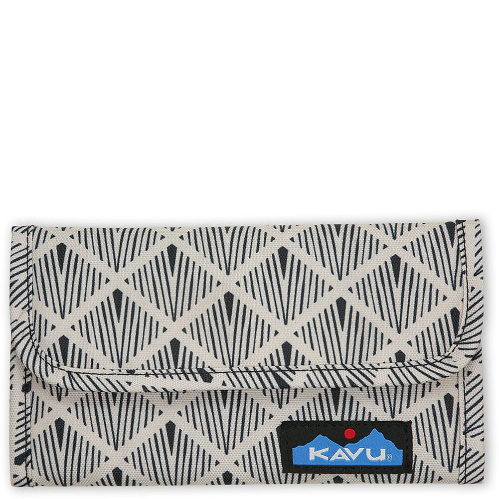 Image for Kavu Women's Mondo Spender Wallet - Illusion Stencil from bootbay