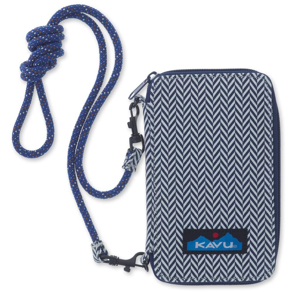 Image for Kavu Women's Go Time Bi-Fold Wallet - Herringbone from bootbay