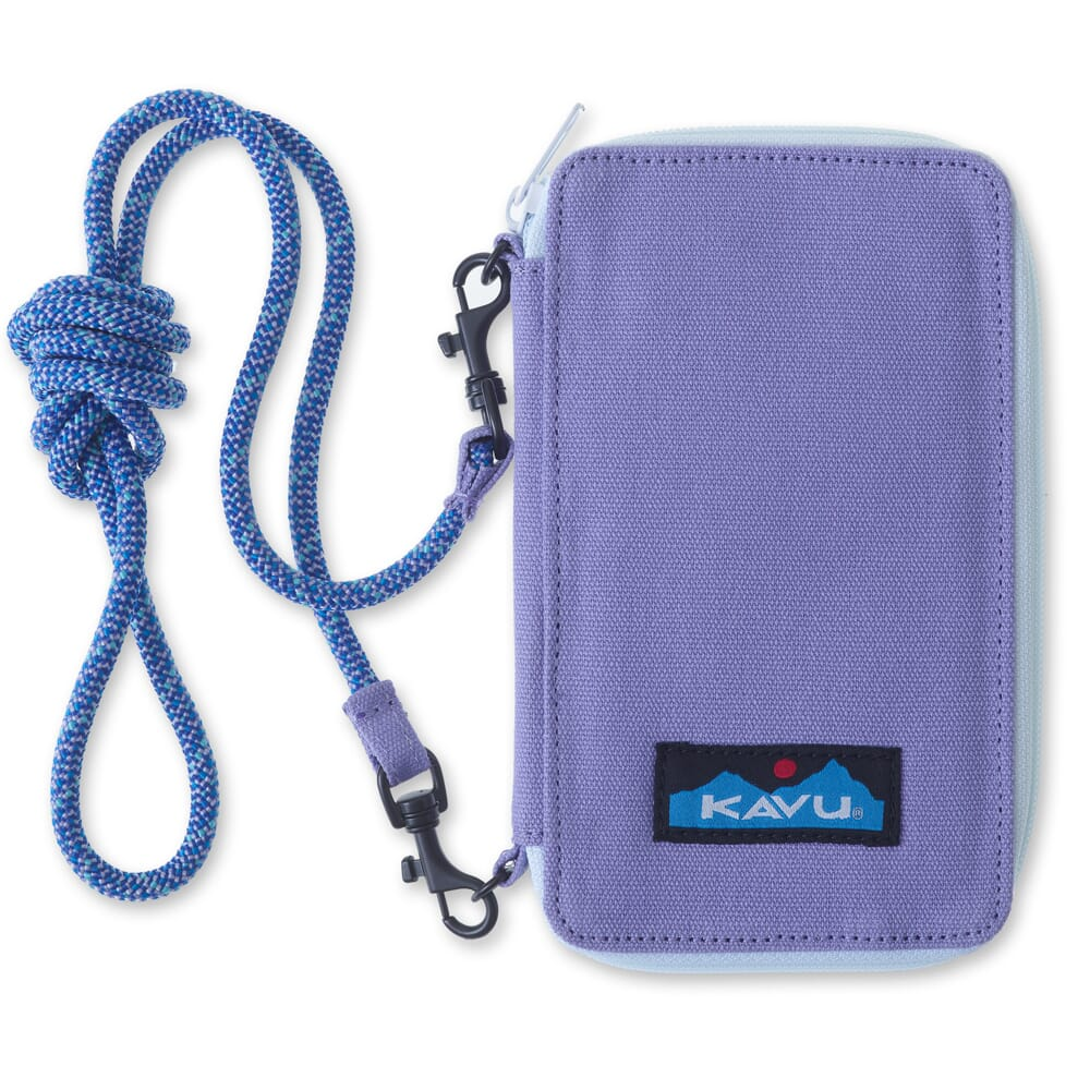 Image for Kavu Women's Go Time Bi-Fold Wallet - Moonstone from bootbay