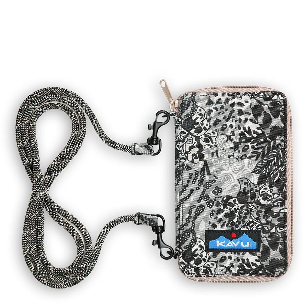 Image for Kavu Women's Go Time Bi-Fold Wallet - Wild Night from bootbay
