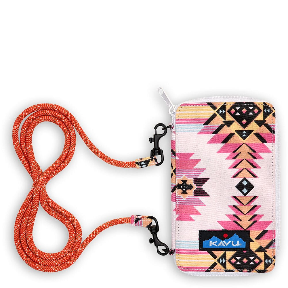 Image for Kavu Women's Go Time Bi-Fold Wallet - Mojave Dusk from bootbay