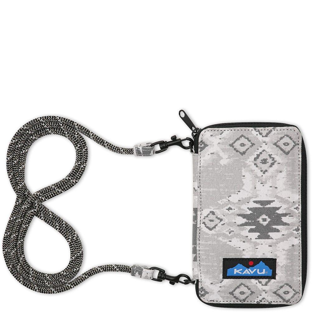 Image for Kavu Women's Go Time Bi-Fold Wallet - Stoneway Ikat from bootbay