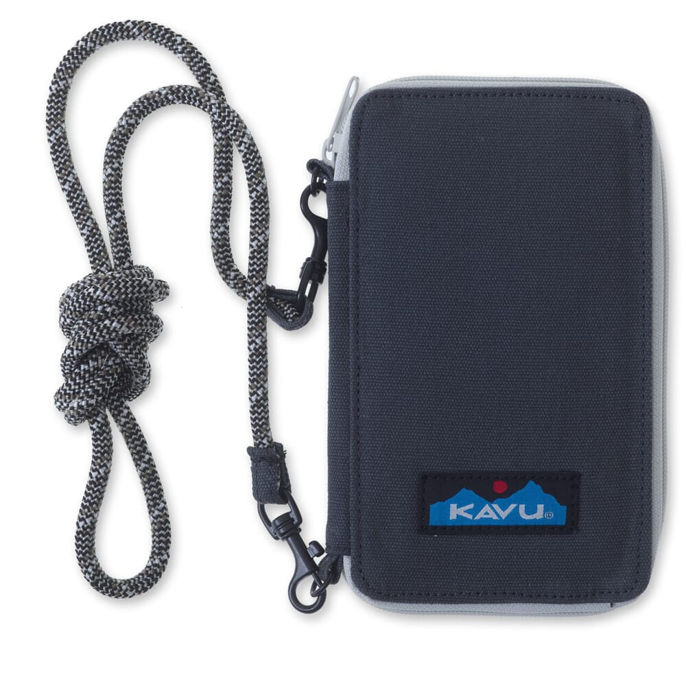 Image for Kavu Women's Go Time Bi-Fold Wallet - Pavement from bootbay