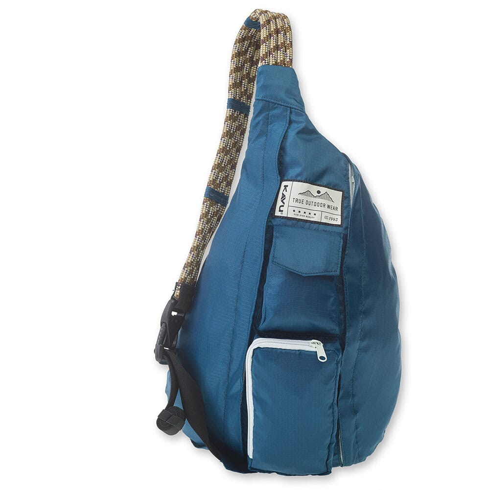 Image for Kavu Women's Rope Pack Bag - Sapphire from bootbay