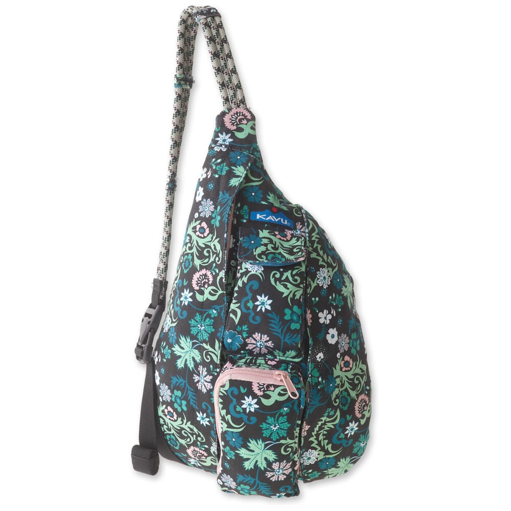 Image for Kavu Women's Mini Rope Bag - Whimsical Meadow from bootbay