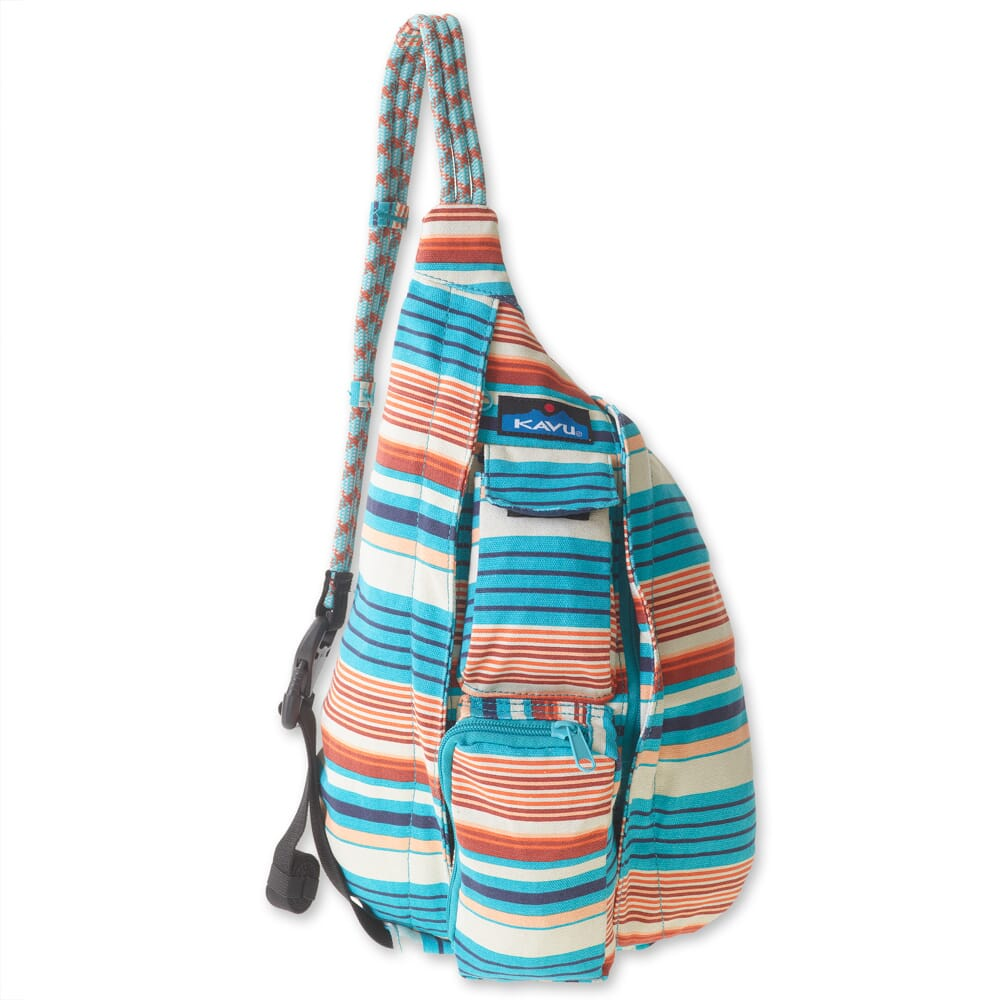 Image for Kavu Women's Mini Rope Bag - Cascade Stripe from bootbay