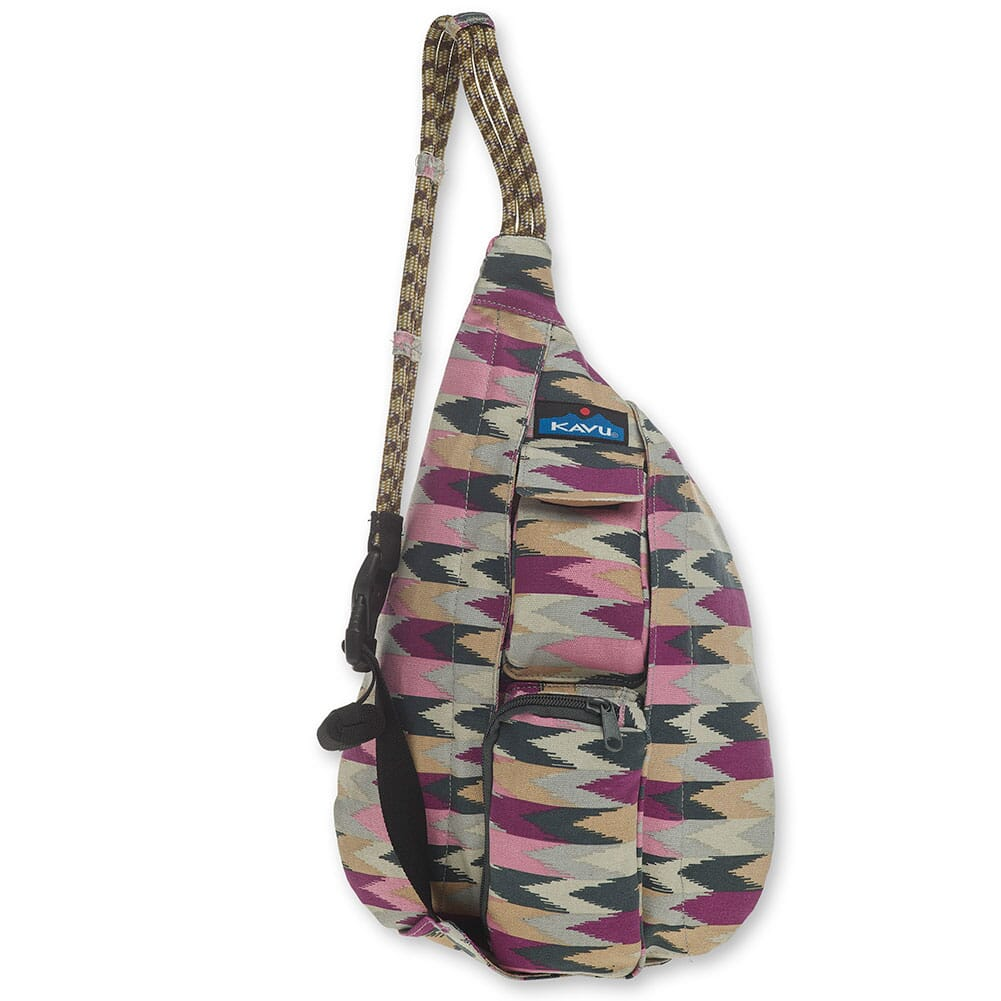 Image for Kavu Women's Mini Rope Bag - Berry Palette from bootbay