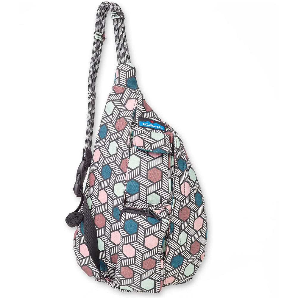 Image for Kavu Women's Mini Rope Bag - Jewel Pop from bootbay